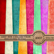 Art Bin Collection - Down & Dirty 4