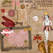 Be Mine, Valentine Element Pack
