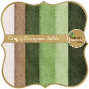 Crafty Evergreen Solids