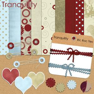 Tranquility FREE kit