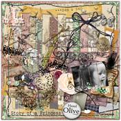 Story of a Princess by Hazel Olive Designs