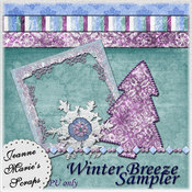 Winter Breeze Sampler
