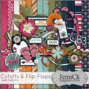 Cutoffs and Flip-Flops - Kit