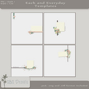 Each and Everyday Templates