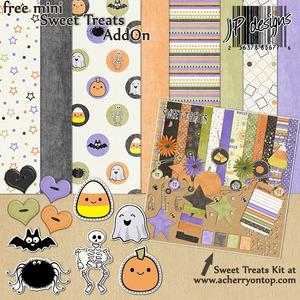 Sweet Treats Add On mini kit