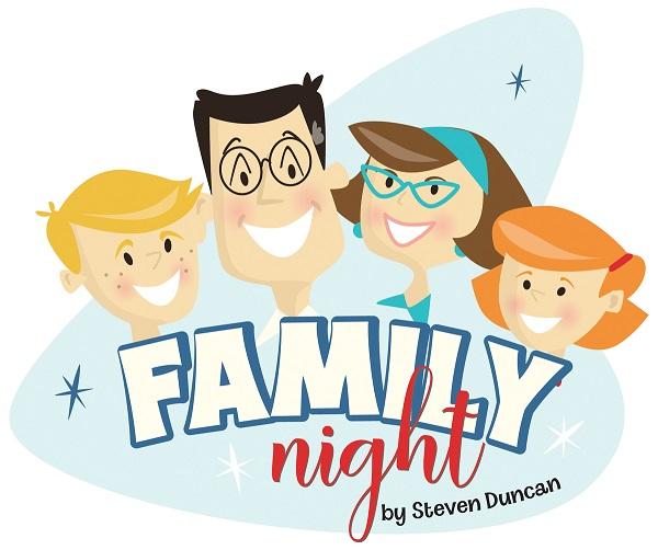 Family Night Steven Duncan Carta Bella
