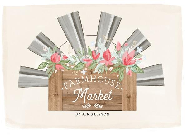 Farmhouse Market Carta Bella