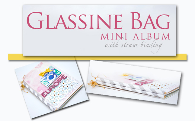 glassine bag album a cherry on top