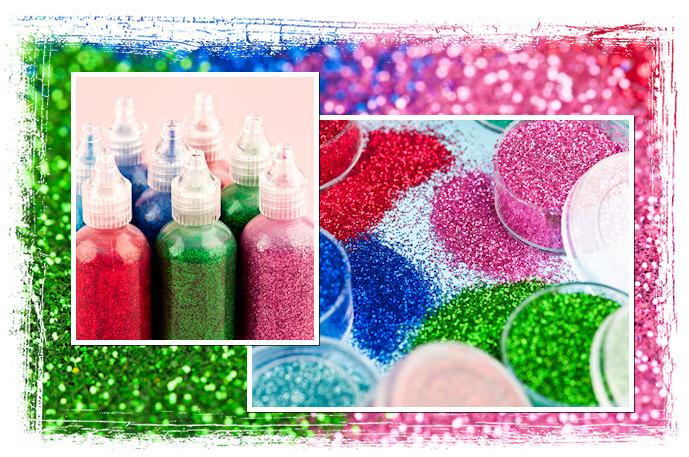 glitter contest