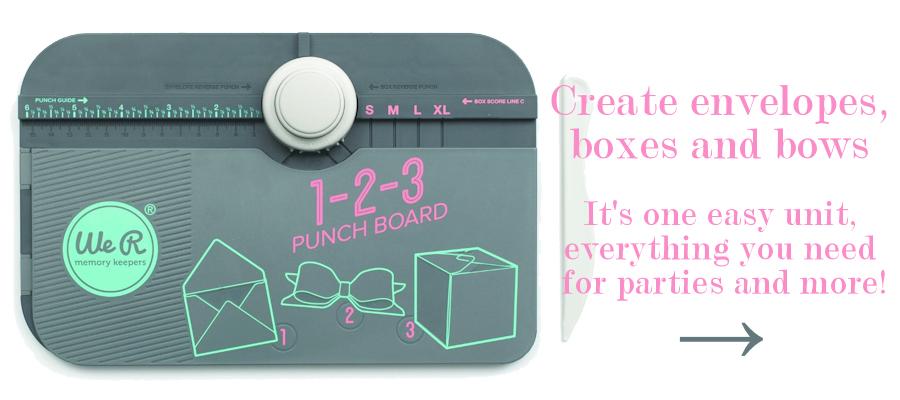 wrmk 123 punchboard
