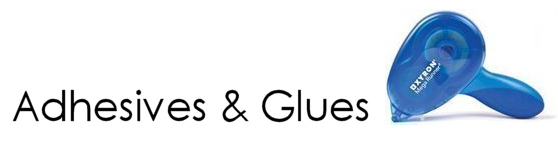Adhesives & glues