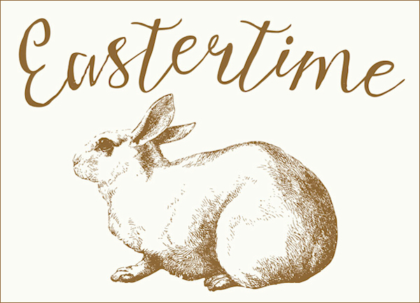 Authentique Eastertime