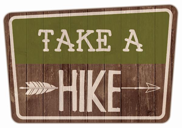 Take A Hike Bo Bunny