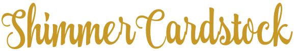 Shimmer Cardstock Carta bella