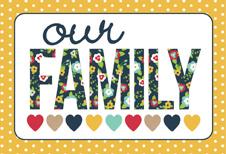 Our Family Echo Park Mini Theme