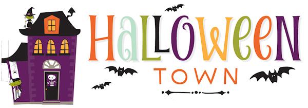 Echo Park Halloween Town