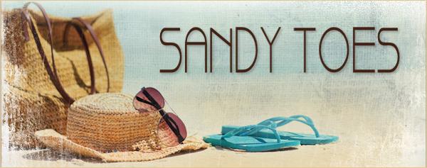 KaiserCraft Sandy Toes