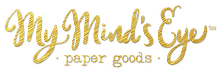 My Mind's Eye Paper Goods