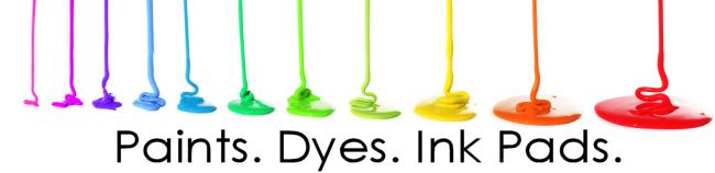 Paints, Dyes & Ink Pads
