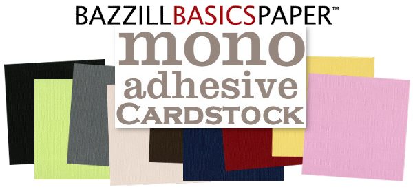 Adhesive Cardstock Bazzill American Crafts