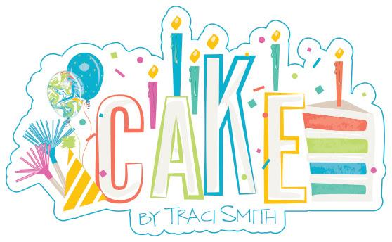 Photoplay Cake