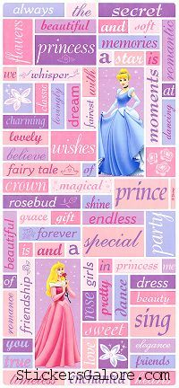 Princesses Phrases