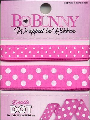 Pink Punch Wrapped In Ribbon