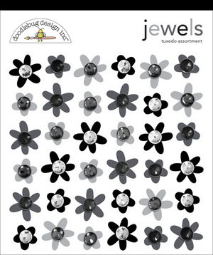 Tuxedo Assortment Jewels