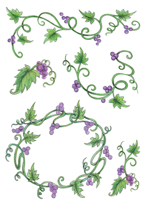 flower and vine tattoos. flower and vine tattoos.