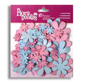 Magic Princess Foam Flowers